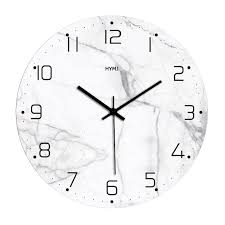10 12 14 16 inch wood wall clock simple