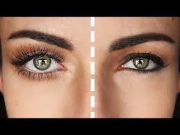 how to make your eyes appear larger or