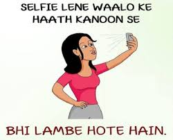 latest selfie captions quotes and status messages in hindi