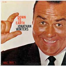 Jonathan Winters - Down To Earth (1960, Vinyl) | Discogs