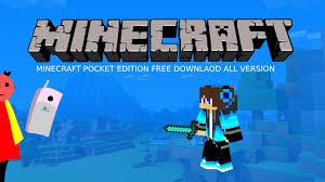 Pocket edition, Minecraft ...