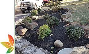 landscaping contractor garden center