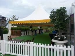 Picket Fence Marquee Hire In Limerick Ireland