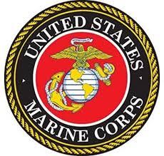 "Amazon.com: USMC Oorah U.S. Marines Logo 4"" to 14"" Full Color Vinyl Decal  Sticker: Sports & Outdoors"