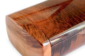 Drew Tiger Myrtle Long Box | Australian Woodwork