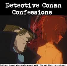 Detective Conan Confessions