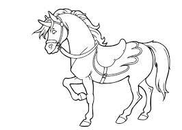 Kleurplaat Paard 6 Png 1279 913 In 2020 Kleurplaten Paarden