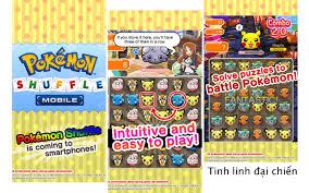 Top 10 game Pokemon trên iOS miễn phí và hay nhất