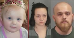 Couple charged in toddler's death after 'wrestling moves ...