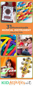 31 homemade al instruments easy