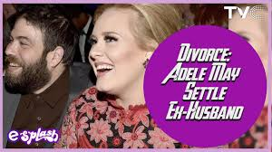 Adele May Pay Ex-Husband Half Of Her £140 Million Fortune To Finalise  Divorce - YouTube
