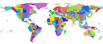 List of tz database time zones - Wikipedia
