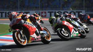 motogp 20 the official videogame