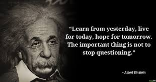 albert einstein quotes thoughts that will really inspire you always