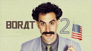 trailer and release date for Borat 2 ...