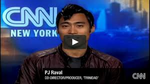 PJ Raval discusses TRINIDAD with CNN on Vimeo