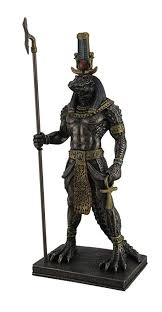 sobek ancient egyptian crocodile of