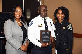 Chief Cecil Smith was awarded the... - Sanford Police Department ...