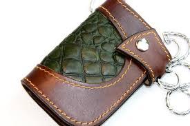 handmade leather wallet heavy duty