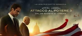 "Attacco al potere 3"" al Cinema Astor di Agrigento - AgrigentoOggi"