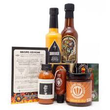 hot sauce gift sets chilli sauce gift