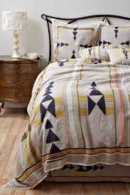 tribal inspired isleta bedding from