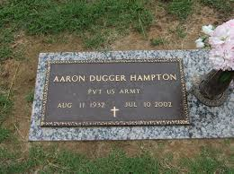 "Aaron Dugger ""Squirrel"" Hampton (1932-2002) - Find A Grave Memorial"