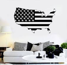American Map Vinyl Wall Sticker Smoking Weed Area Wall Decals Home Decor Art Design United States Map Y 819 Map Design Vinyl Wall Stickersdesigner Wall Stickers Aliexpress