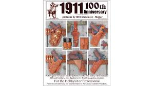 tandy leather classic 1911 patterns