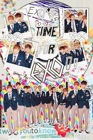 it s time for exo via tumblr image by korshun on