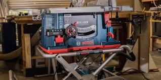 Bosch Reaxx Table Saw Review Finger Lick N Good Home Fixated