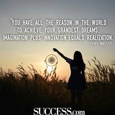 inspirational quotes to unlock your imagination success