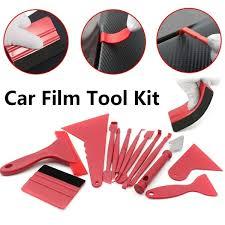 21 13 7 Pcs Car Film Tool Auto Vinyl Stickers Scraper Kit Car Squeegee Car Stickers Installation Kit Car Wrap Film Tools Wish