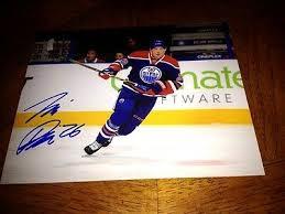 Iiro Pakarinen Edmonton Oiler Autographed 8x10 Photo w/COA | eBay
