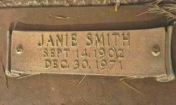 Janie Smith McDaniel (1902-1971) - Find A Grave Memorial