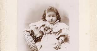 Heirlooms Reunited: Photograph of young Elva Smith of Livermore ...