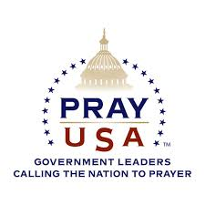 Prayusa Removable Window Decal Congressional Prayer Caucus Foundation
