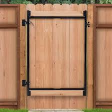Adjust A Gate Steel Frame Ranch Gate Building Kit