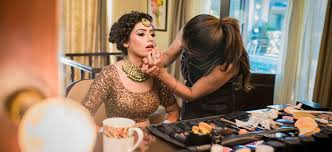 by famous indian makeup artist