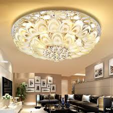 diamond crystals modern led home lamp