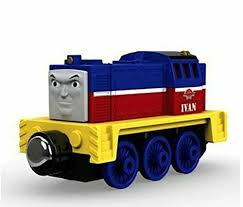 Thomas & Friends DLR76 Take-n-play Racing Ivan Engine. Is for sale ...