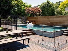 Pool Fence Ideas Pool Fence Designs For The Australian Backyard Architecture Design