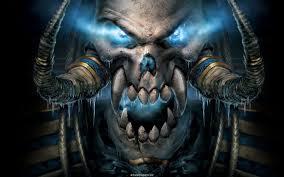 dangerous hd wallpaper smoke skull 57