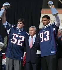 Patriots Linebacker Ted Johnson Retires