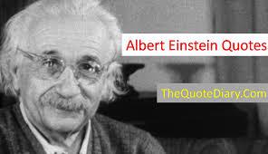 albert einstein quotes the quote diary medium