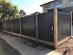 Letterbox Within Colorbond Fencing Melbourne Turnkey Renovations