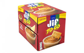 jif to go peanut er dipping cups