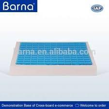 cooling gel pad memory foam seat cushion