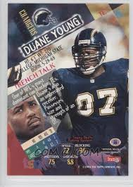 1994 Topps Stadium Club - [Base] - 1st Day Issue #488 - Duane Young