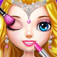 princess makeup salon apk mod e